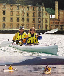 Blackaby's Sea Kayaks and Tours - Tourism Gold Coast