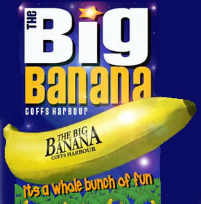 Big Banana - Tourism Gold Coast