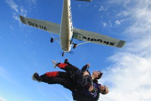 Australian Skydive - Tourism Gold Coast