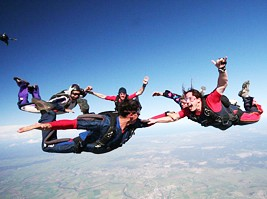 Skydive Maitland - Tourism Gold Coast