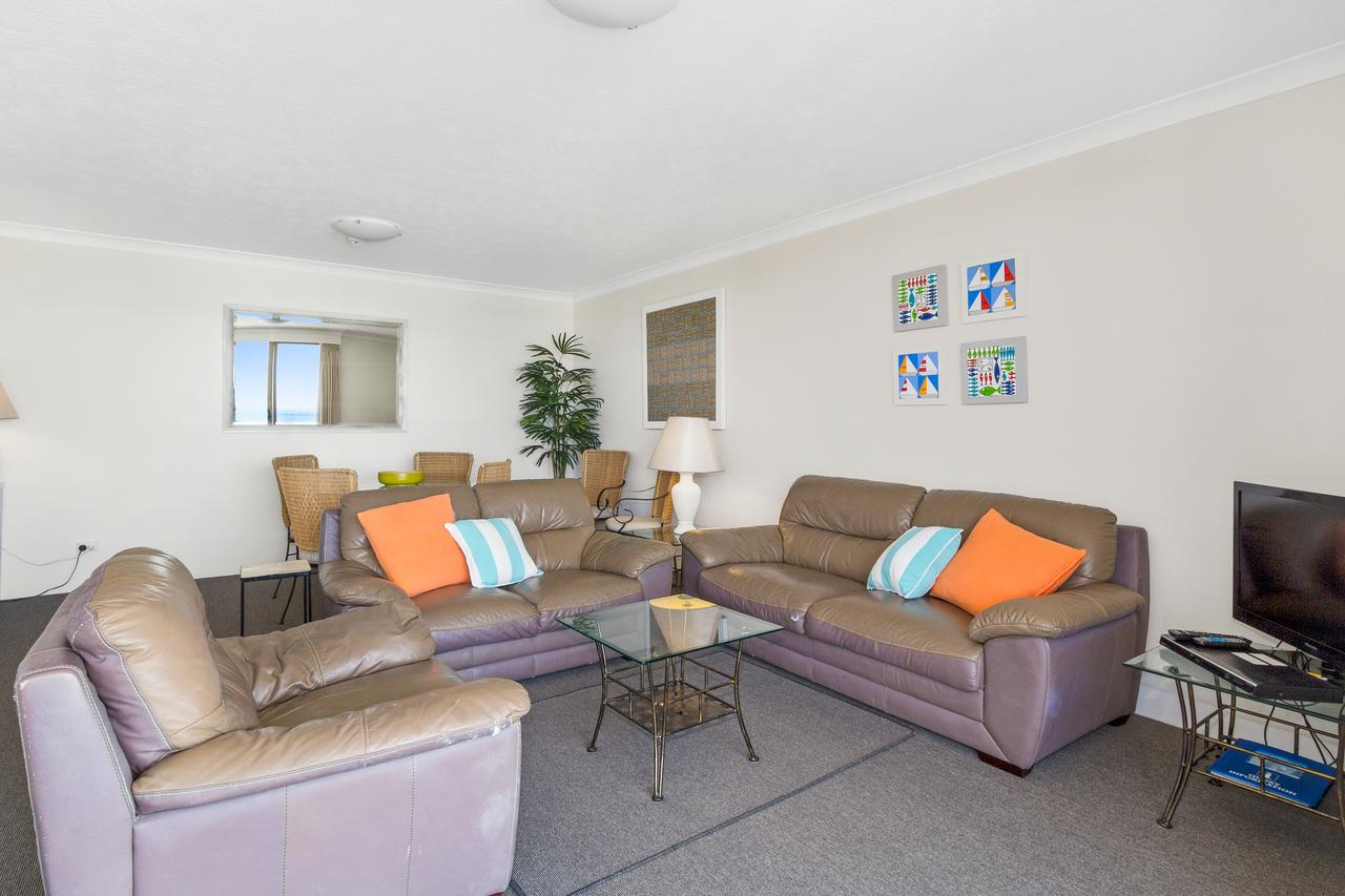 Columbia Beachfront Apartments - Tourism Gold Coast